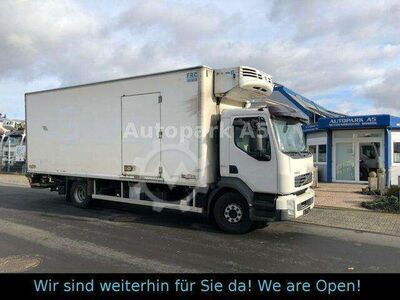 Volvo FL 240 Kühlkoffer Thermo Ladebordwand Chereau