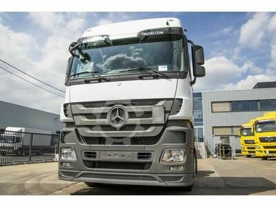 Mercedes-Benz ACTROS 1844 BLS MP3 (Euro5)+ KIPHYDR.