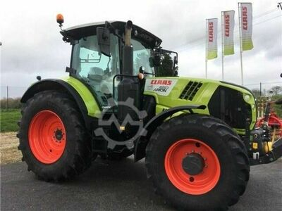 Claas arion 650 cmatic (a77/300)