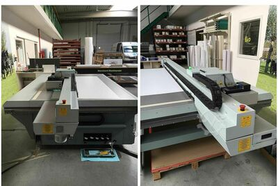 plotter UV OCE Arizona 318GL