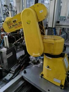 High Speed Industrial Robot+Control