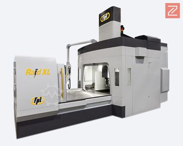 FPT Industrie Raid XL
