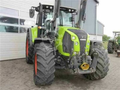 Claas Arion 650 C MATIC