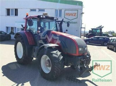 Valtra 163 d hightech stufenlo