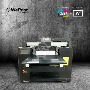 We Print Solutions PS4060 Max Volume