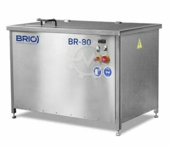 Ultrasonic cleaning system BR-80-M