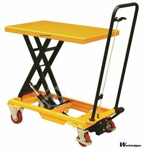 Car Mobile Lift Table TF300