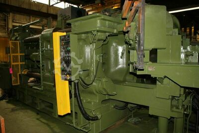 COLD CHAMBER - DIE CASTING MACHINE #4651