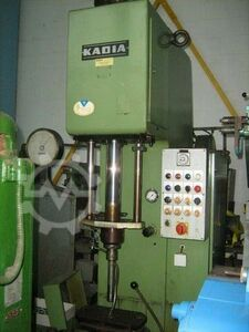 Vertikale Honing Machine
