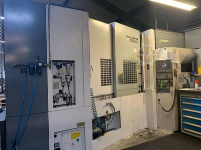 Horizontale Machining Center