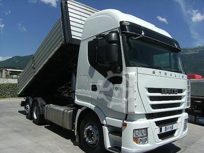 Iveco STRALIS AS 260 S 50 PS ZF MAN+INTARD RIBALTABILE