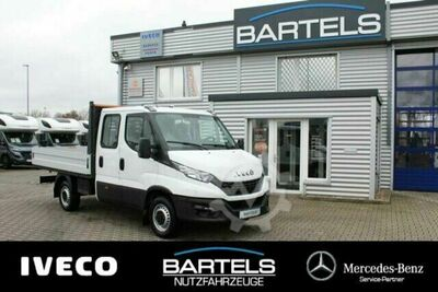 Iveco Daily 35S14 D, AHK, Klima