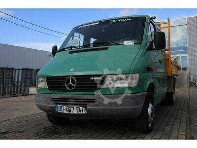 Mercedes-Benz SPRINTER 410D 7PLACES