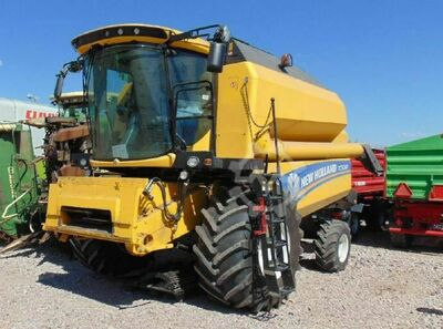New Holland  TC 5.90