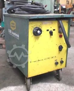 UNION CARBIDE HDA 200