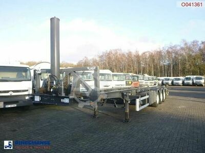 Lag 3 axle container trailer 40 ft (tipping)