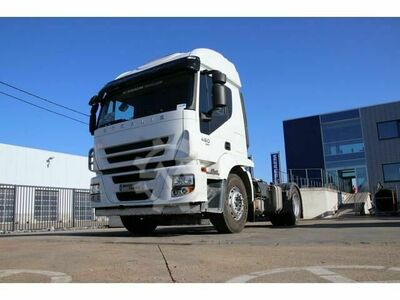 Iveco STRALIS 480 EURO 5 EEV HYDR. 263.600 km !