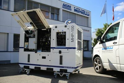 Minelli AG Compact 400L