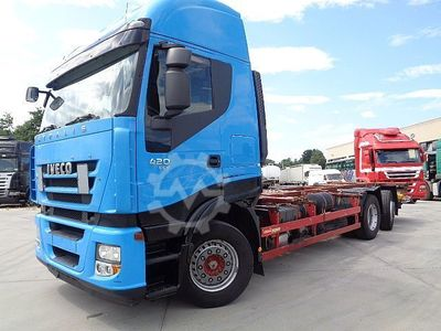 Iveco Stralis AS260S42Y/FS Passo 6050