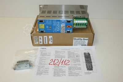 Reis Robotics  Servo Drive 4009 AT 3529638