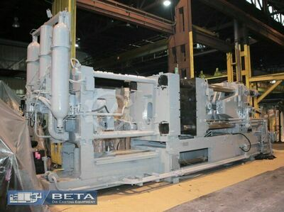 COLD CHAMBER - DIE CASTING MACHINE #4172