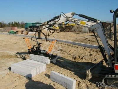 Optimas Hydraulic Paver Clamp