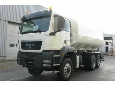 MAN TGS 40.400 BB WW 6X6 25.000 L WATER