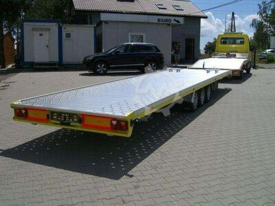 Iveco Daily 70C18 Euro 6 AUTOTRANSPORTER KOFFER