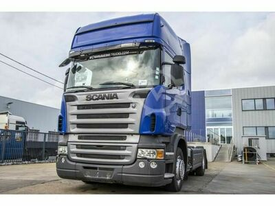 Scania R480 + RETARDER