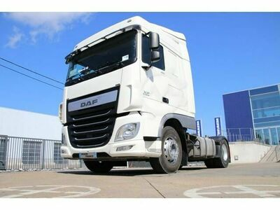 DAF XF 106.460 Intarder EURO 6 MANUAL KIPHYDR.