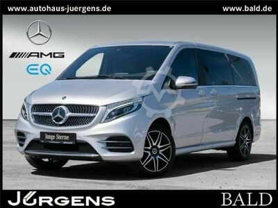 Mercedes-Benz V 300 d lang 4x4,Pano,7 Sitze,LED,AHK,Distronic