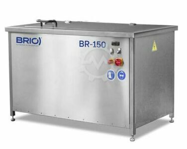 Ultrasonic cleaning system BR-150-M