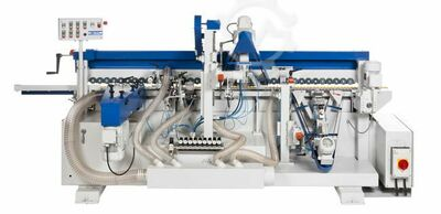 profile shaping and sanding machine