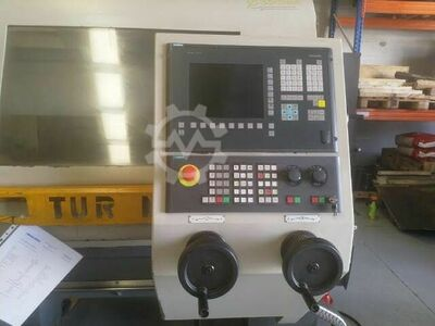 FAT TUR MN 630mm x 2000mm CNC Lathe. With Seimens 810D CNC Control. Manufactured 2008