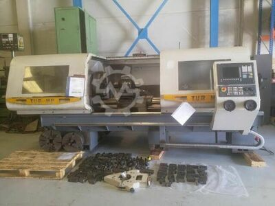 FAT TUR MN 630mm x 2000mm CNC Lathe. With Siemens 810D CNC Control. Manufactured 2008