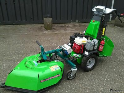 Weed Control Air combi compact