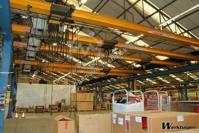 KoneCranes Single girder 10265 mm x 1 tonne