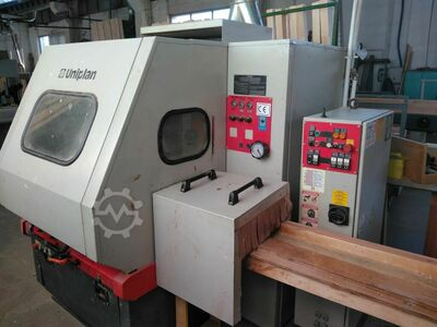 Four-side moulder
