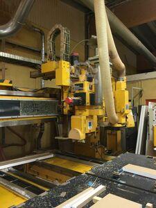 Routing-Drilling-Sawing Heian NC-362MC