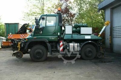 Mercedes-Benz U400,U300,U500,Unimog,Road and Rail,Zweiwege,