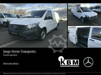 Mercedes-Benz Vito 111 BlueTEC Lang Radio,Bluetooth,Funk ZV