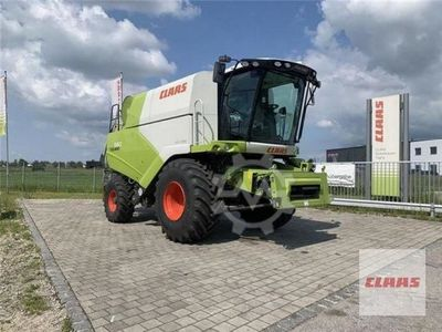 Claas Tucano 560 BUSINESS TIER 4F