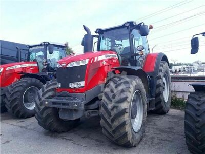 Massey Ferguson MF 8737 Dyna VT Efficient