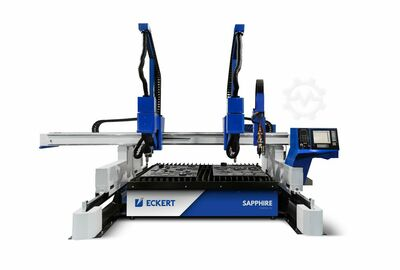 Eckert Cutting Technology Sapphire 3000 x 6000 mm