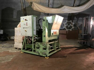 Hydraulic Briquette Press (RUF standard)