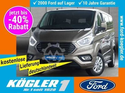 Ford Tourneo Custom 320 L2H1 Trend 34%*