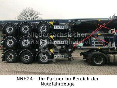 Broshuis MFCC HD 45 ft Multi Chassis ADR MIETE AB 600¤