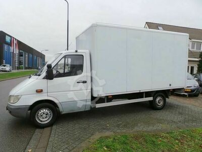 Mercedes-Benz Sprinter 311 CDI Bakwagen Lang390 Breed 199 Hoog 1