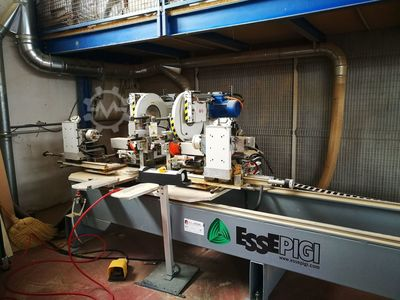 Essepigi Rapid 3000 CNC