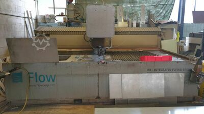 FLOW IFB 6000bar 4x2m - FY 2009